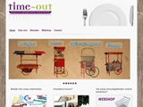 TIME OUT CATERING & VERHUUR