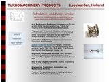 TURBOMACHINERY PRODUCTS